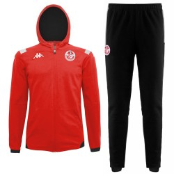 Tunisia training presentation tracksuit 2019/20 - Kappa