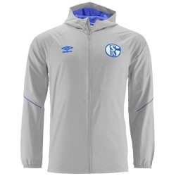 Schalke 04 training technical rain jacket 2018/19 - Umbro