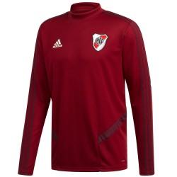 Sudadera tecnica de entreno River Plate 2019/20 - Adidas