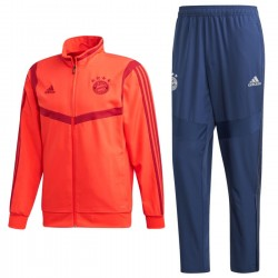 Bayern Munich training presentation tracksuit 2019/20 - Adidas