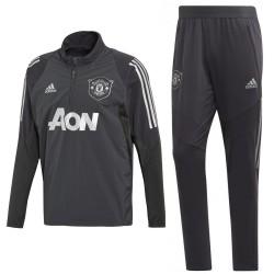 Chandal tecnico de entreno Manchester United UCL 2019/20 - Adidas