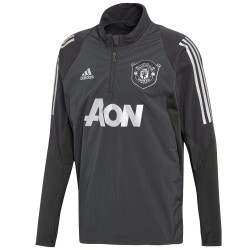 Manchester United UCL training technical sweat top 2019/20 - Adidas