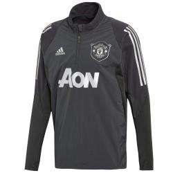 Sudadera tecnica de entreno Manchester United UCL 2019/20 - Adidas