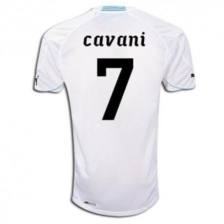 Nationalen Uruguay Away Shirt 2010/12 Cavani 7 von Puma