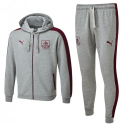 Survêtement presentation casual jogging Burnley FC 2018/19 - Puma