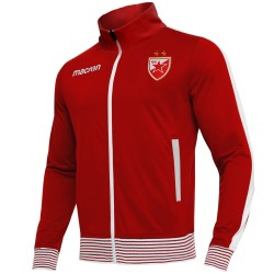 Red Star Belgrade pre-match presentation jacket 2018 - Macron