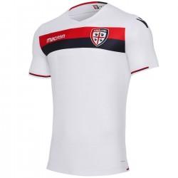Camiseta futbol Cagliari segunda 2017/18 - Macron