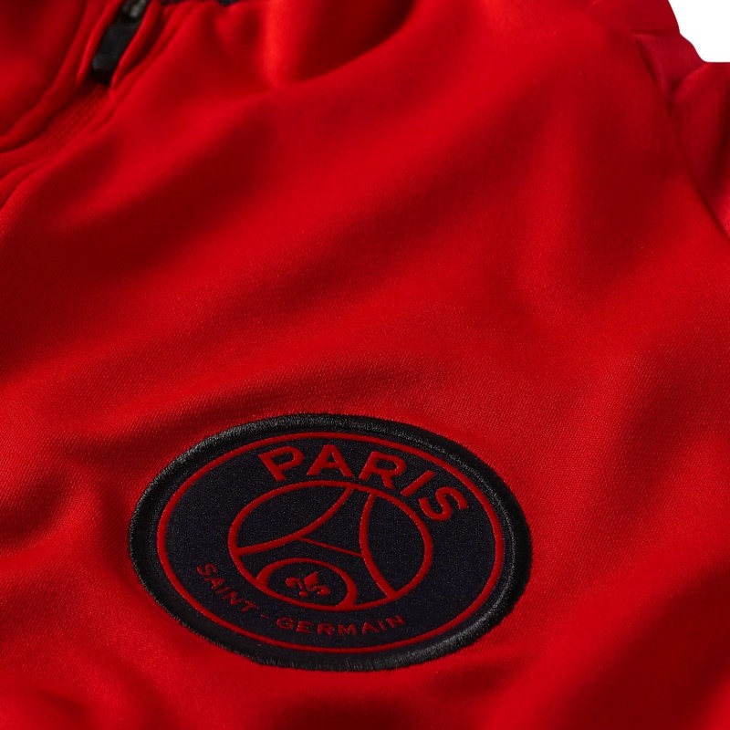Tech sweat top d'entrainement Paris Saint Germain 201920