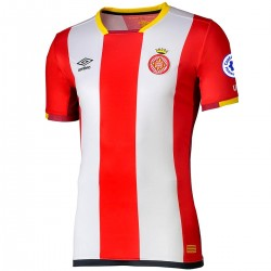 Girona FC Home Football shirt 2017/18 - Umbro