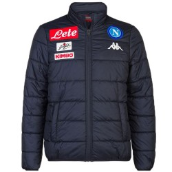 SSC Napoli players bomber trainingsjacke 2018/19 - Kappa