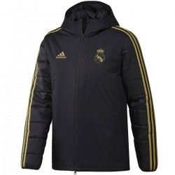 Giacca imbottita da allenamento Real Madrid 2019/20 - Adidas