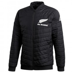 All Blacks rugby padded bomber trainingsjacke 2019/20 - Adidas