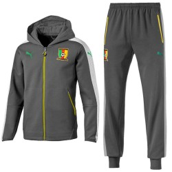 Cameroon national team presentation tracksuit 2017/18 - Puma