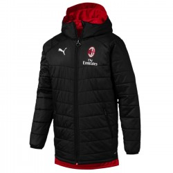 AC Milan reversible bench jacket 2019/20 - Puma