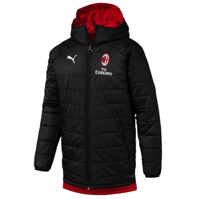 AC Milan reversible bench jacket 2019/20 - Puma