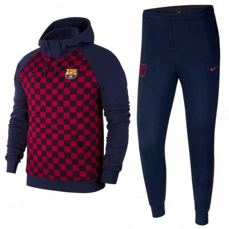 Survetement de presentation Casual FC Barcelona 201920 Nike