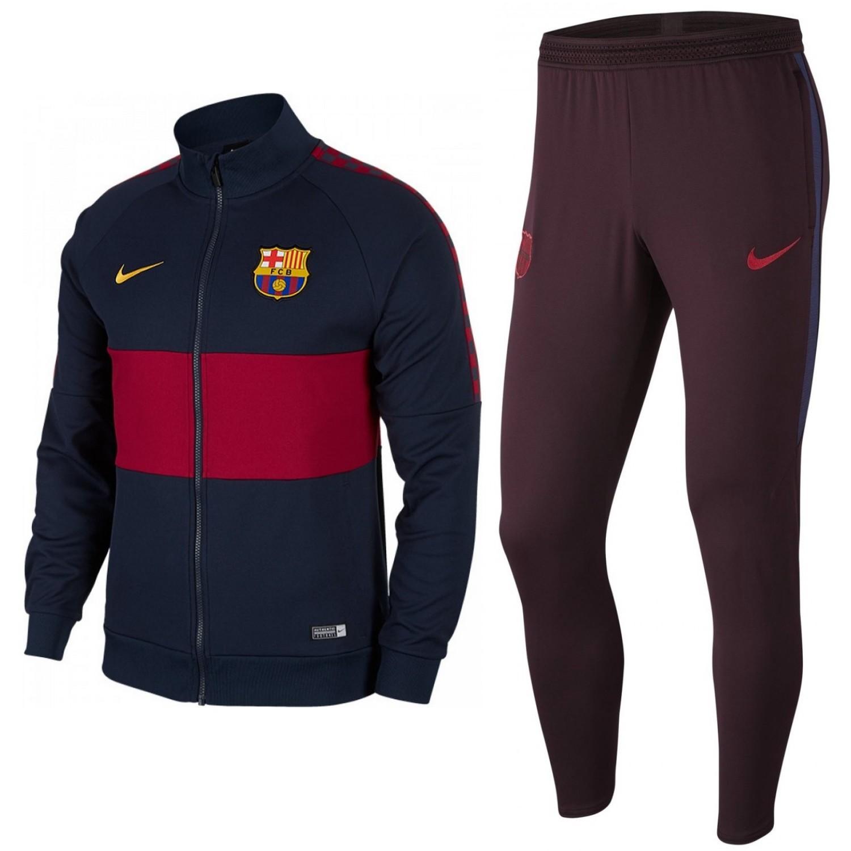 Tuta rappresentanza pre match FC Barcellona 201920 Nike
