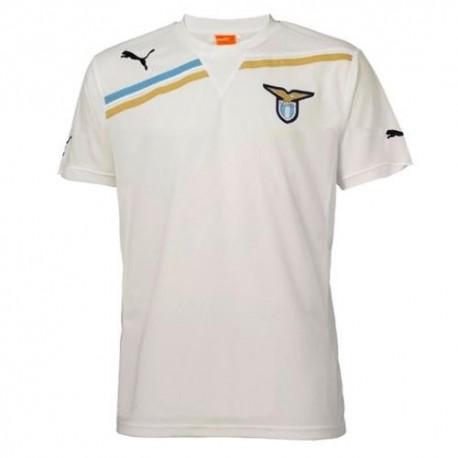 SS Lazio Soccer Jersey Away 11/12 by Puma