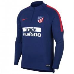 Felpa tecnica allenamento blu Atletico Madrid 2018/19 - Nike