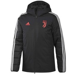 Juventus training bench padded jacket 2019/20 - Adidas