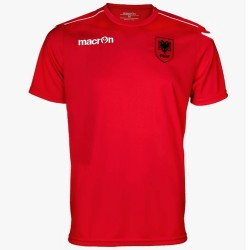 Albania football training shirt 2016 - Macron