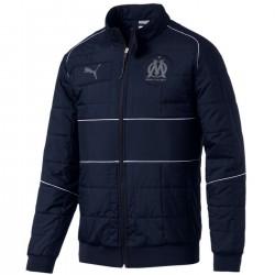 Doudoune bomber d'entrainement Olympique Marseille 2019 - Puma