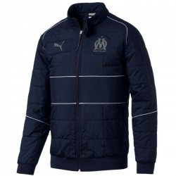 Olympique Marseille training bench bomber jacket 2019 - Puma