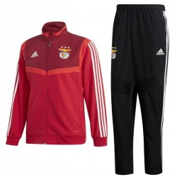 Benfica training presentation tracksuit 2019/20 - Adidas