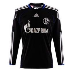 Schalke 04 Torwart Trikot 2010/12 von Adidas
