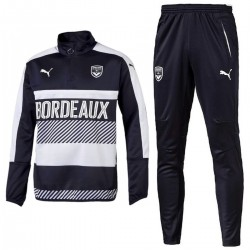 FC Bordeaux navy technical training tracksuit 2016/17 - Puma