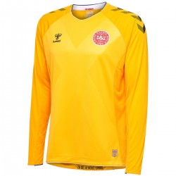 Denmark Home goalkeeper football shirt 2018/19 - Hummel