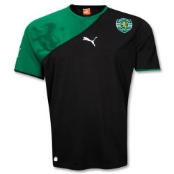 Sporting Clube de Portugal Away Jersey 2010/11 by Puma-No Sponsor