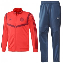 Bayern Munich training bench tracksuit 2019/20 - Adidas