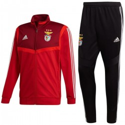 Benfica training bench tracksuit 2019/20 - Adidas