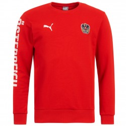 Austria national team presentation sweatshirt 2016 - Puma