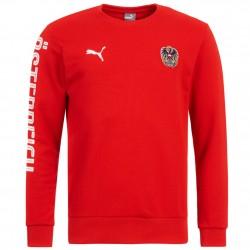 Felpa sweat rappresentanza nazionale Austria 2016 - Puma