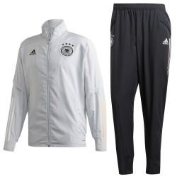 Deutschland fußball präsentation trainingsanzug 2020/21 - Adidas