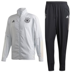 Germany football team presentation tracksuit 2020/21 - Adidas