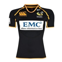 Maglia Rugby London Wasps 2011/13 Home Test Match by Canterbury