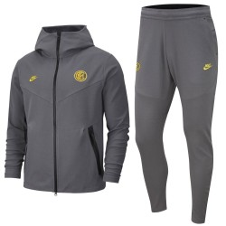 Tuta rappresentanza Inter Tech Fleece UCL 2019/20 - Nike