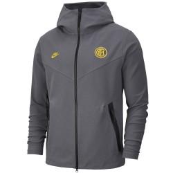 Giacca rappresentanza Inter Tech Fleece UCL 2019/20 - Nike