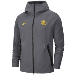 Veste de presentation Inter Milan Tech Fleece UCL 2019/20 - Nike