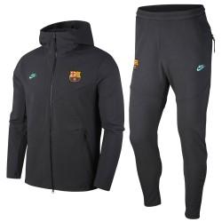 Chandal presentación FC Barcelona Tech Fleece UCL 2019/20 - Nike