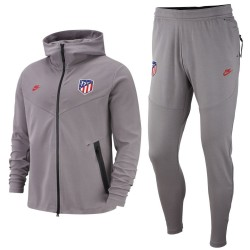 Atletico Madrid UCL Tech Fleece presentation tracksuit 2019/20 - Nike