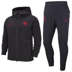 AS Roma Tech Fleece EU präsentations trainingsanzug 2019/20 - Nike