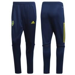 Pantaloni da allenamento Nazionale Svezia 2020/21 - Adidas