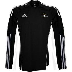 Rosenborg Fußball Trikot Fc 2010/12 entfernt von Adidas-Long sleeves