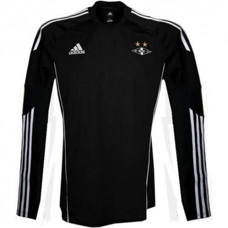 Maglia Calcio Rosenborg Fc 2010/12 Away by Adidas - Maniche Lunghe