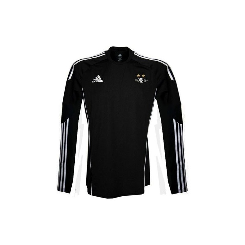 Rosenborg Soccer Jersey Fc 2010/12 Away by Adidas-long sleeves ...