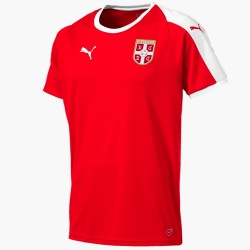 Maillot de foot nationale Serbie domicile 2019 - Puma